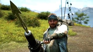 Far Cry 4 - Ingame-Trailer: Hurk is back