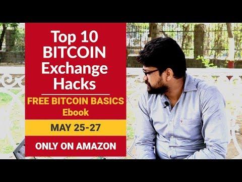 The Most Top 10 Bitcoin Exchange Stolen Hacks | Biggest Bitcoin Robbery | Bitcoin Basics English
