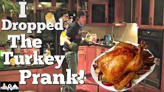 Thanksgiving Turkey Prank