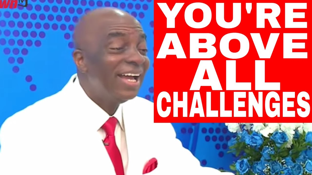 Download GOD WILL FIGHT FOR YOU BY BISHOP DAVID OYEDEPO   #NEWDAWNTV   JUNE 2020
