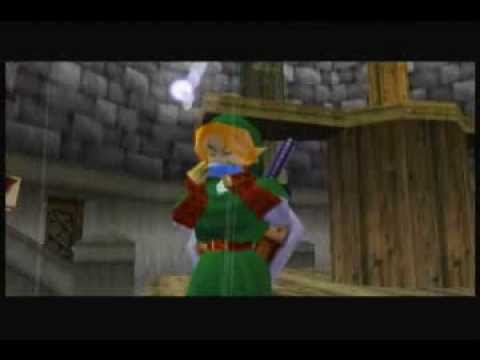 The Legend of Zelda: Ocarina of Time (Pt. 28 Learning the Song of Storms)