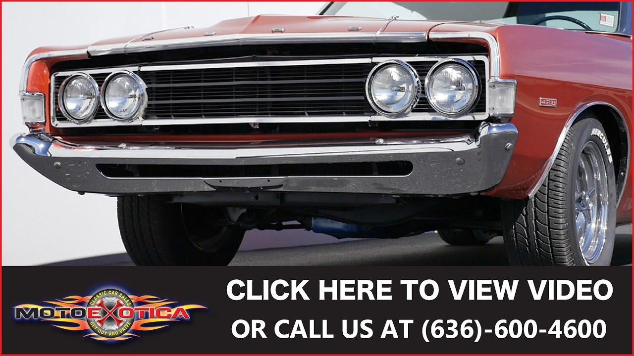 1969 Ford Torino 428 Cobra Jet || SOLD