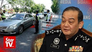 Strict traffic enforcement to continue after Raya