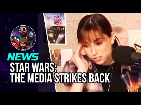 STAR WARS: Toxic Media & Kelly Marie Tran