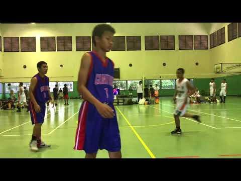 Liga Basket -South Jakarta Pre-season Competition 2017