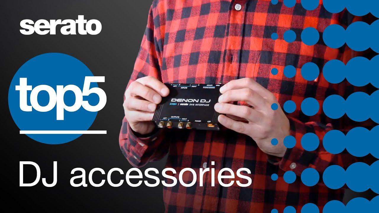 Top 5 | DJ Accessories