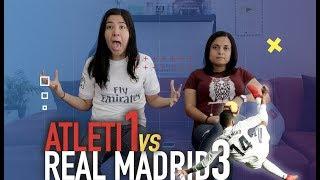Rayo Vallecano vs Atlético de Madrid