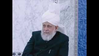 Huzoor's preference of Islamic country for Islamic studies?