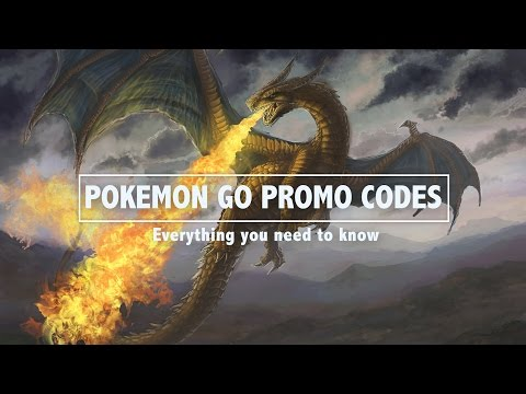Pokemon Go Promo Codes: Everything You Need To Know - YT