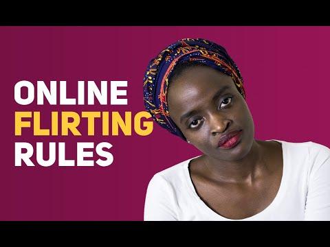 flirting dating online