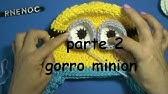 COMO TEJER GORRO MINION MI VILLANO FAVORITO PARTE 1 - YouTube 10ed51d08d7