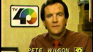 1982 KTXL Sacramento NewsPlus Update #2