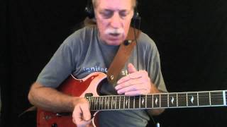 "How to Play ""Chain of Fools"" - Guitar Lesson - Red Lasner"