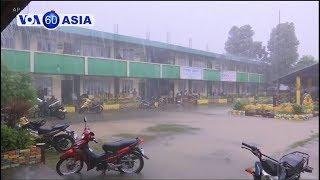 Philippines chuẩn bị đón bão Mangkhut (VOA)
