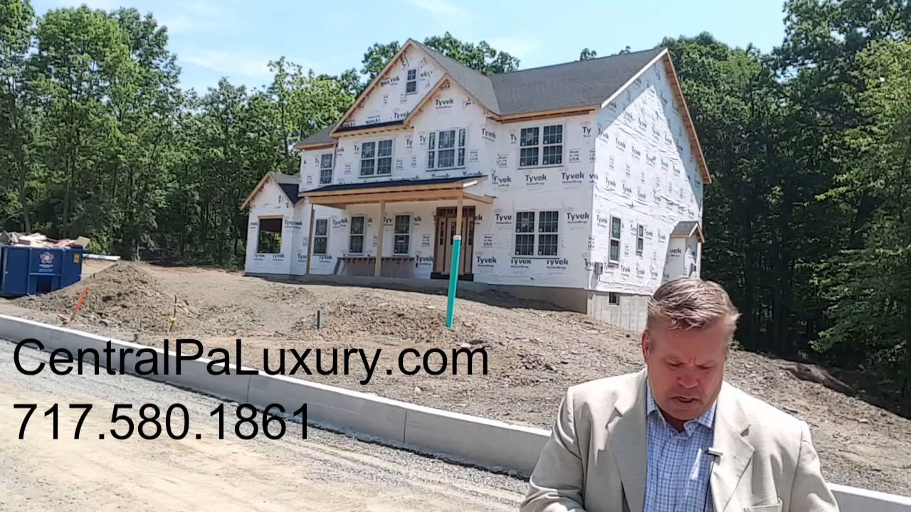 The Preserve At Brookview Yingst Homes Youtube