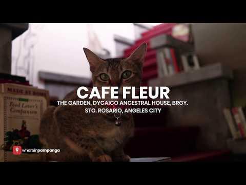 Café Fleur, Brgy. Sto. Rosario, Angeles City