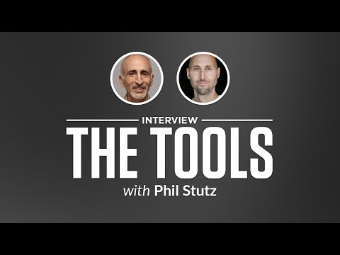 Optimize Interview: The Tools with Phil Stutz - YouTube