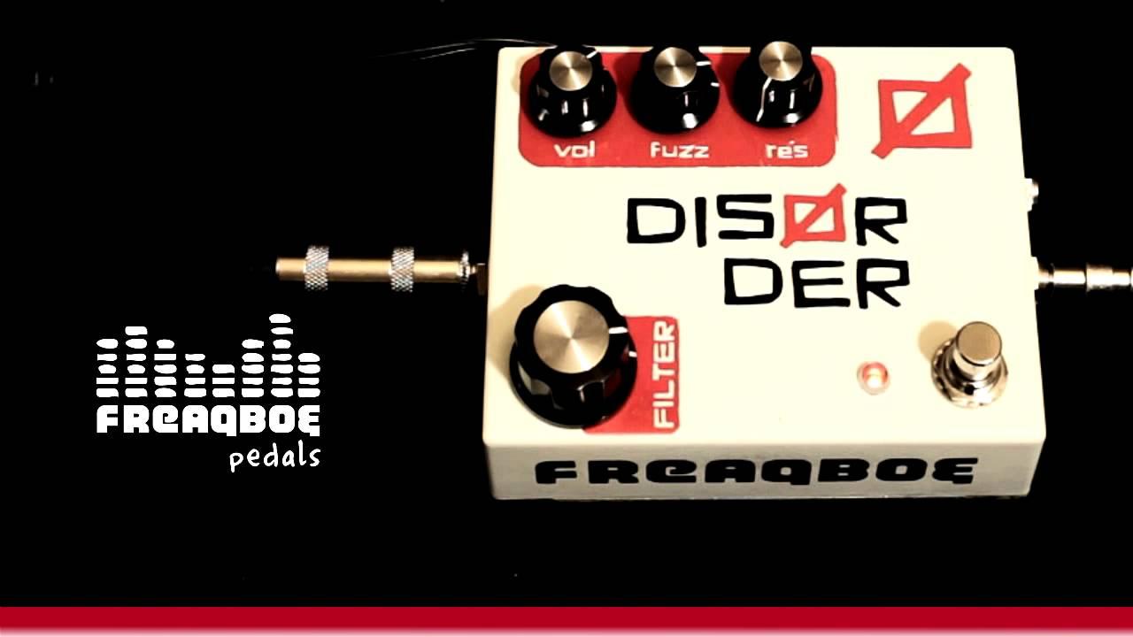 Disorder Fuzz By Dreadbo Youtube