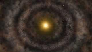 Birth of planets around infant stars like HL Tau