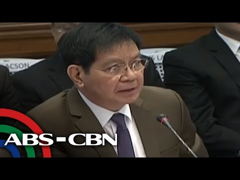 Lascanas Links Duterte To Alleged Davao Death Squad Killings - March 6, 2017