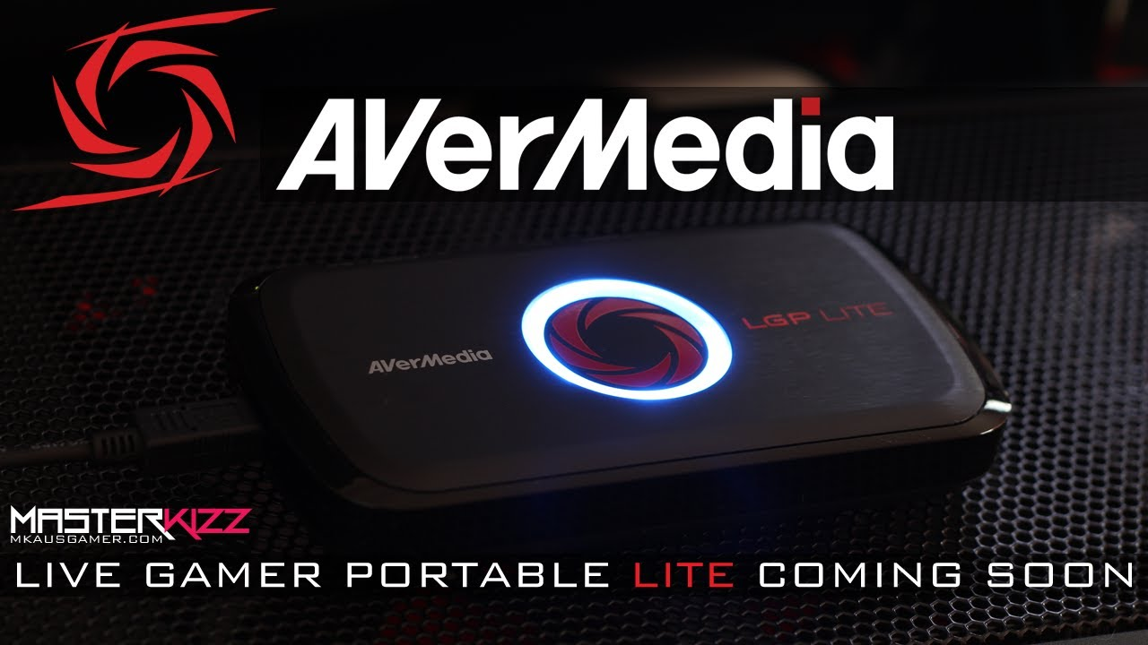 avermedia live gamer portable lite youtube. Black Bedroom Furniture Sets. Home Design Ideas