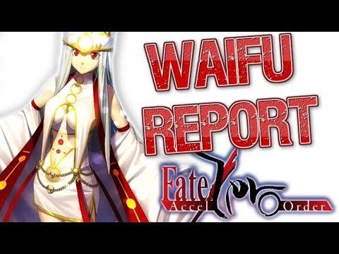 Waifu Report: FGO Fate/Accel Zero Order Event
