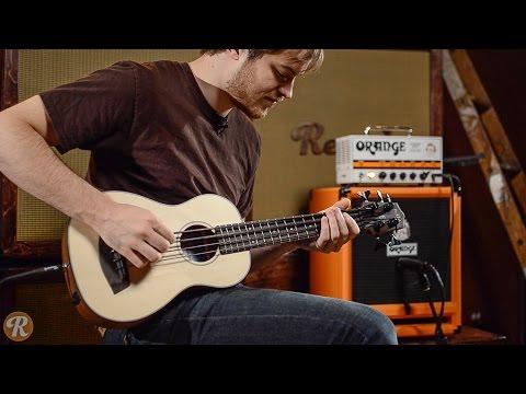Kala U-Bass Demo with Rob Scallon   Reverb