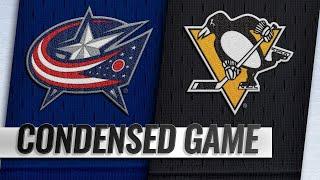 09/22/18 Condensed Game: Blue Jackets @ Penguins