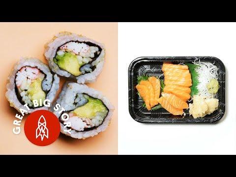 Sushi Around the World