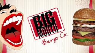 Big Mouth Burger Co - Marketing Video