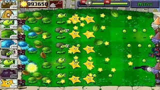 Plants vs Zombies Gameplay full coin 2. 1-6