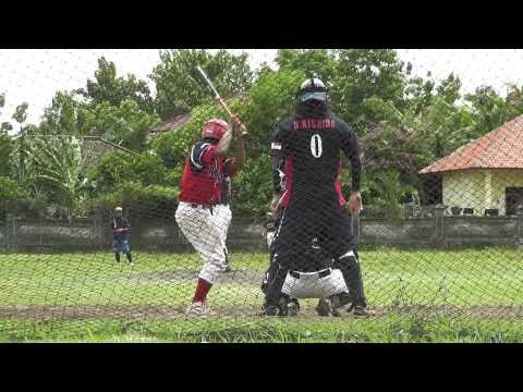 Bali Redsox vs International Budo University バリレッドソックス vs 国際武道大学