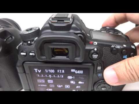 Canon 7D Mark2와 70D 고속 연사 셔터 소리 비교