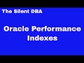 Oracle Performance - Indexes