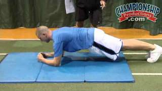 Importance of Core Strength With Joe Stolzer