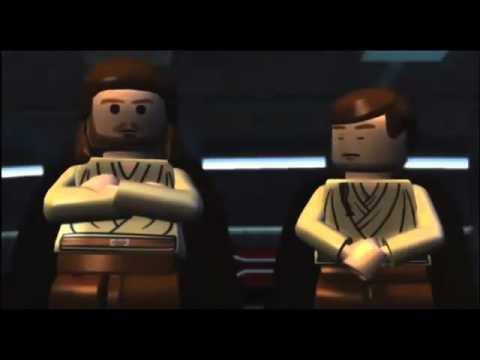 Lego Star Wars Iii The Clone Wars Trailer Do Nintendo 3ds Youtube