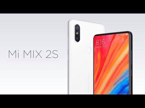 Mở hộp & đánh giá nhanh Mi Mix 2s