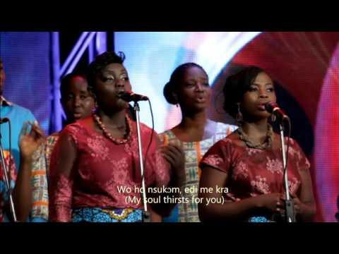YESU KRISTO by Eugene Zuta ft. LIC Choir (EZM Adoration 2015)