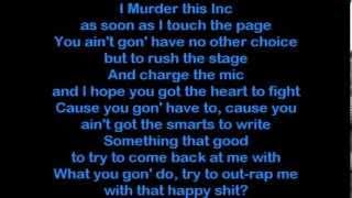 DJ Kay Slay ft Eminem Obie Trice - Im Gone [HQ Lyrics]