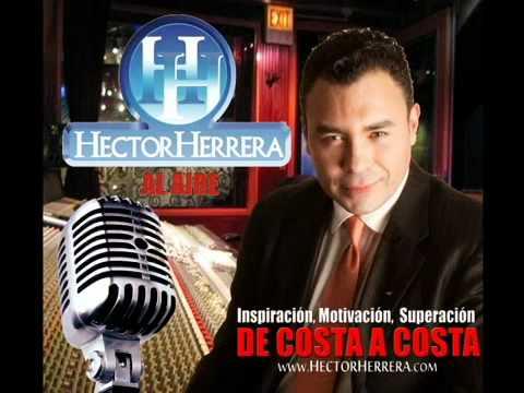 """Hector Herrera al Aire.Entrevista con Rene Mantecon, """"DESCUBRIENDO EL LIDER QUE HAY EN TI"""""""