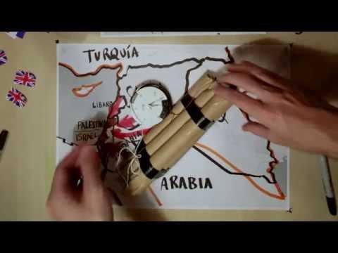 La crisis de Siria bien contada en 10 minutos