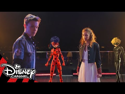 Miraculous Ladybug | Theme Song Music Video 🐞 ft. Lou & Lenni-Kim | Official Disney Channel UK