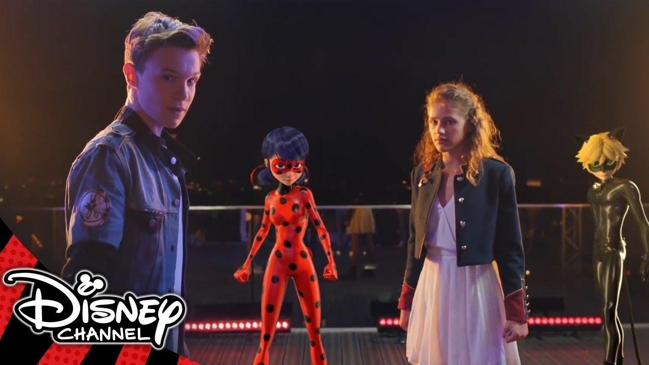 Miraculous Ladybug | Theme Song Music Video ? ft. Lou & Lenni-Kim | Disney Channel UK