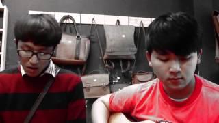 Hạnh phúc mới - Hari Won, Phạm Quỳnh Anh (Chàng Trai Năm Ấy OST) COVER by B.O, LR