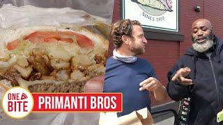 Barstool Burger Review - Primanti Bros (Pittsburgh, PA)