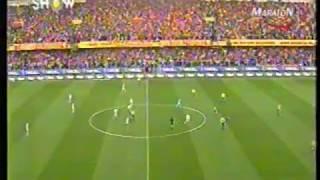 Galatasaray 2-0 Ankaragücü (21.04.2002)