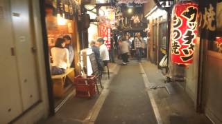 A Walk Through Tokyo's Piss Alley
