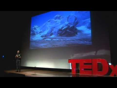 At the Top of Mount Everest: Ivan Vallejo at TEDxQuito