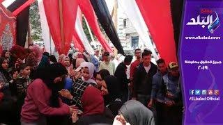 تزايد إعداد الناخبين في لجان قصر الدوبارة والوايلى.. فيديو