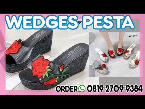 Sepatu Wanita Model Rajut branded Impor kualitas original, Sepatu Kelsey KS2020 from YouTube · Duration:  6 minutes 28 seconds
